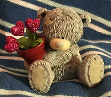 Me To You 'Hearts and Flowers' Resin Bear Figurine.