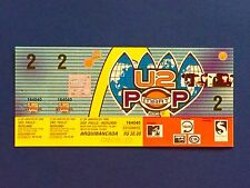 U2 Unused Pop Mart Ticket Sao Paulo Innocence Single Experience Joshua Japan Zoo