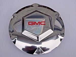 "NEW 2002 2003 2004 2005 2006 2007 GMC Envoy XL XUV 17"" Wheel center caps cap nc"