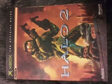 Halo 2 Xbox official guide book