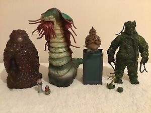 Doctor Who Figures Aliens and Monsters Bundle