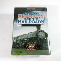 DVD: Great American Scenic Railroads NEW