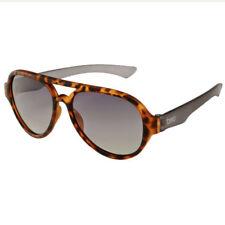Gafas de sol de hombre grises redondos de plástico  c26113c5e843