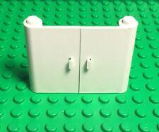 Lego X1 Set New 1x3x4 White Left / Right Door,semi-Trailer Container Door Parts