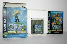 THE LEGEND OF ZELDA ORACLE OF AGES USATO BUONO GAMEBOY COLOR JAPAN FR1 34187