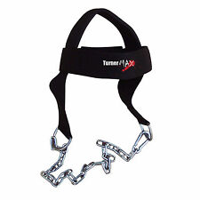 TurnerMAX Cotton Head Harness For Neck Muscles Exercise Gym