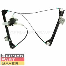 Power Window Regulator w/ Motor Front Passenger Side fit BMW E46 325Ci 330Ci