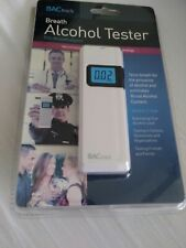 BacTrack Personal Handheld Alcohol Tester T60 Breathalyzer NEW Sealed