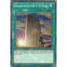 Yu-Gi-Oh TCG: Gravekeeper's Stele - SS01-ENB12 - Speed Duel Common Card - 1st Ed