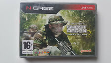 Nokia Ngage n-gage Ghost Recon Jungle Storm Tom Clance NOKIA seald neuf