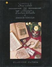 Notas De Plateria by Artemio De Valle-Arizpe