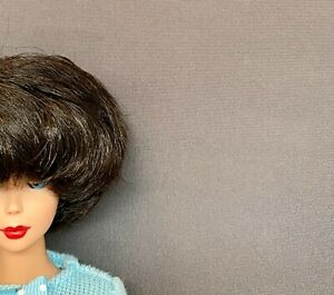 Brunette Bubble Cut - Barbie Repro - My Favorite Barbie - Redressed - MINT
