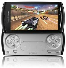 Sony Ericsson XPERIA PLAY R800i Smart Phone Black