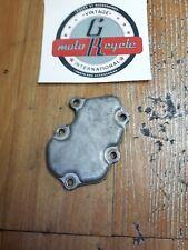 Suzuki RM250 1990 cylinder exhaust power valve cap cover