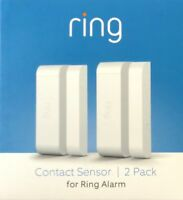Ring - Alarm Contact Sensor ( 2 Pack ) White - 4XD3-S70ENO