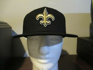 New Orleans Saints New Era 9 FIFTY Snapback hat Youth Size nwt Free Ship