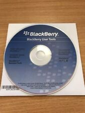 Original Genuine Blackberry Curve 8900 User Manual & CD Software Tools