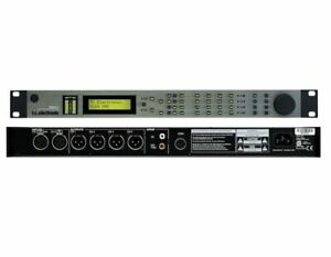 TC Electronic XO24 4 Channel Speaker Management Controller