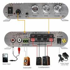 1PC 200W 12V Amplificatore Booster 14 0.5 4cm per Auto Subwoofer Home Hi-Fi 2.1
