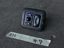 NISSAN A31 CEFIRO RB20DET mirror control/fog light switch+surround trim sticky