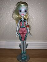 Monster High Lagoona Blue- Welcome to Monster High - Dance The Fright Away Doll