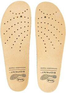 Scholl Removable Insole Bioprint Anatomy - 1 Pair Size 37/4