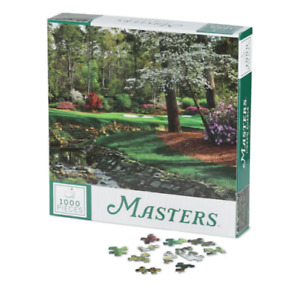 2021 Masters Golf Puzzle Rae's Creek - Augusta National - In Hand
