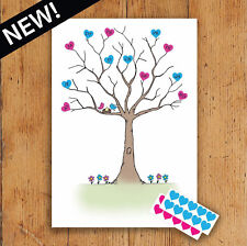 Baby Prediction Tree - Baby Shower - Guess Is It A Boy Or Girl?