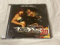DJ 2MELLO : Chris Brown Promo Mixtape  CD  - DRIVE ANGRY 3D Prophecy Miami Kaos