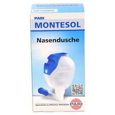 PARI MONTESOL Nasal Douche Irrigation Device Allergens Allergy/ Sinus/ Asthma