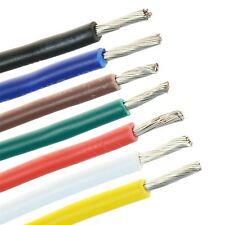 Encallado Automotriz 2.5mm Cable Equipo 14 AWG 41/0.254mm Hookup Cable