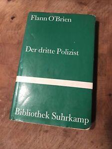 Flann O'Brien - Der Dritte Polizist / Bibliothek Suhrkamp