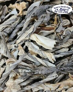 500g Dehydrated Twisted Fish Skins - HealthyPet Dog Treats