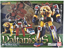 Soul of Chogokin SOC GX-59 Daltanious Action Figure Bandai USA SELLER