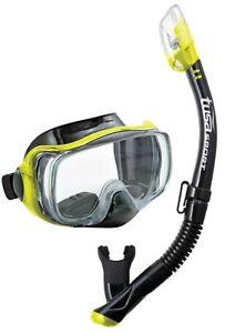 Tusa Imprex Purge 3D Dry Mask & Snorkel Set - Colour Choice