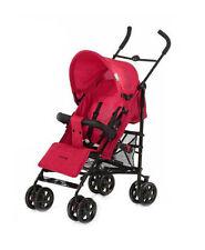 Knorr Commo red-black Buggies Einsitzer Seat Kinderwagen