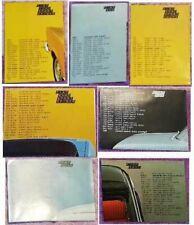 Fiat 130 600D 500 124 850 Sports Spider Coupe Poster Brochure Leaflet