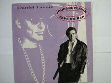 DANIEL LAVOIE 45 TOURS FRANCE PAPE DU RAP