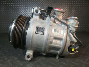Mercedes Benz C300 AC Air Conditioning Compressor 49K RWD 15 20 A0032306911