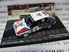 voiture 1/43 IXO Altaya Rallye LANCIA DELTA integrale Monte Carlo 1989 martini