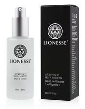 Lionesse Vitamin E Hair Serum with Aloe Vera, 60 Ml / 2 Fl. Oz
