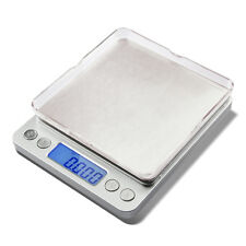 Kitchen Digital Scale LCD Electronic 3kg/0.1g Balance Food Weight Postal Scales