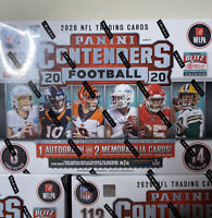2020 Panini Contenders NFL Football Mega Box! SEALED Herbert Burrow Akers 🔥