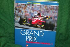 GRAND PRIX FASCINATION FORMULA 1 BOOK NEW