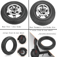 Front & Rear Wheel Tire Disc Brake Tyre for Xiaomi Mijia M365 Electric Scooter