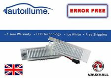 Vauxhall Corsa C D E (2000 - 2018) Number Plate Lights Canbus Compatible