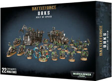 ORK BATTLEFORCE - WARHAMMER 40K - NEW - OOP