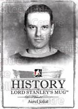 2013-14 ITG Lord Stanleys Mug History #10 Aurel Joliat