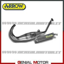 ARROW TERMINALE RACE ROUND ALLUMINIO APRILIA RS 50 REPLICA 2003 03 2004 04