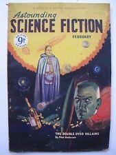 UK Pulp Mag – ASTOUNDING SCIENCE FICTION Feb, 1950
